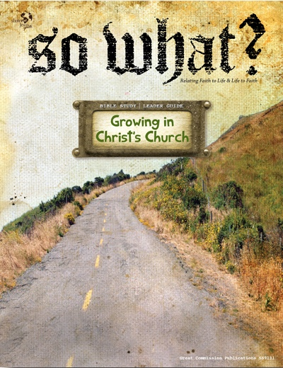 Order Growing in Christ's Church