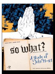 Order A Study of John 11-21