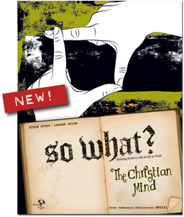 Order A Study of The Christian Mind